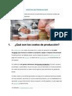 LE - COSTOS DE PRODUCCION S4