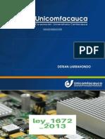 ley 1672-2013