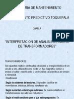 Análisis de aceites de transformadores1