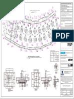 MEN-289-EXP-ST-SWD-SHD-3050 - SW1a Piling & Pilecap Layout Plan