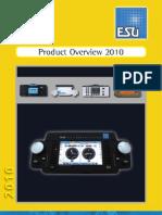 Catalogo Esu 2010