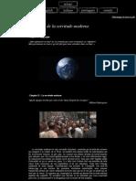 de la servitude moderne - le livre (20110208)