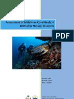 Status of Maldivian coral reefs H Zahir NJ Quinn et al 2010