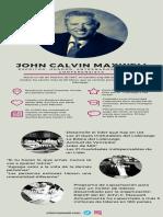 Biografía de John Maxwell