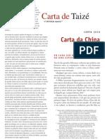 Carta da China_pt