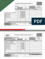FICHA DE ENTREGA DE EPP COVID-19