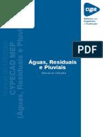 CYPECAD MEP (Águas, Residuais e Pluviais) - Manual do Utilizador