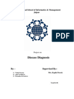 06.Project-Disease Diagnosis System