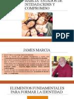 MARCIA ESTADOS DE IDENTIDAD