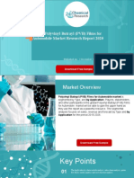 Global Polyvinyl Butrayl (PVB) Films for Automobile Market Research Report 2020
