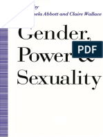 (Explorations in Sociology) Pamela Abbott, Claire Wallace (eds.) - Gender, Power and Sexuality-Palgrave Macmillan UK (1991)