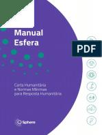 Sphere Handbook 2018 manual esfera