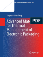 Advanced materials for thermal management of electronic packaging