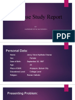 A Case Study Report ppt