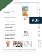 lecture 3ème année primaireSemestre1