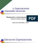aula 2 - estruturas organizacionais