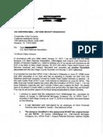 California citi group assignment fraud