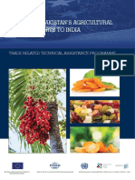 Enhancing Pakistan's Agricultural exports to India.pdf