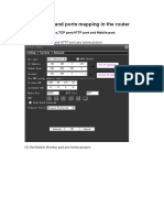 IP address and ports mapping instruction.doc