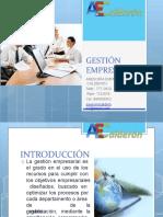 PPT Gestión empresarial 3