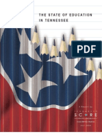 State of Education in Tennessee (2009)