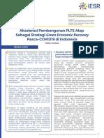 COMS PUB 0024 Policy Brief Program Surya Nusantara