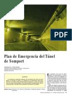 Plan de Emergencia del Túnel de Somport