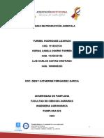 MEDICION DEL SISTEMA, LA FUNCION DE PRODUCCION.