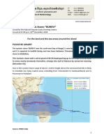 Cyclone Burevi 2