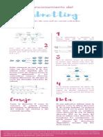 Feminine Routine Timeline Infographic