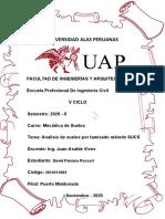 CLASIFICACIÓN DE SUELOS SUCS
