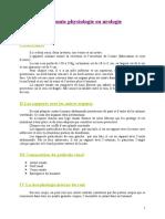 Anatomie physiologie en urologie