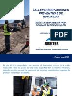 Presentacion Taller OPT Resiter 2019