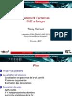 Cours Traitement d'antennes Chonavel