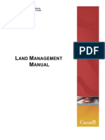 inac land management manual