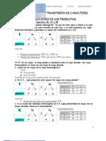 RELACIÓN DE PROBLEMAS DE GENÉTICA-SOLUCIONES