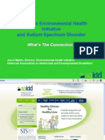 AAIDD Webinar with Autism NOW Center February 10, 2011