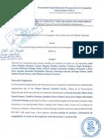Solicitud de Medida de Coerción CASO Alexis Medina y Compartes