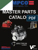 Impco Master Catalog 2009
