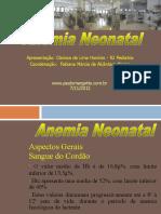 Anemia-Neonatal-2012