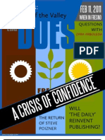 the DUES - A Crisis of Confidence