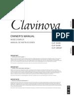 manual clavinova cpl 440