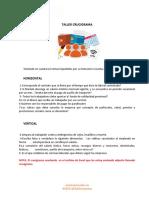 TALLER CRUCIGRAMA-INVESTIGACION CONCEPTOS DE NOMINA