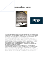 Manual de construção de barcos