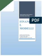 Financial Modelling Internal-1 Britannia Industries