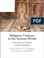 Jitse H. F. Dijkstra, Christian R. Raschle - Religious Violence in the Ancient World_ From Classical Athens to Late Antiquity-Cambridge University Press (2020).pdf