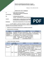 INFORME-SEMANA-DE-REFLEXION PROF. EDWIN TACUCHI ANCO