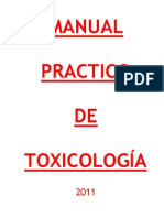 Manual de Toxicologia