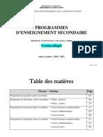 Enseignement secondaire svt.pdf