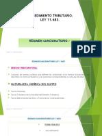 Régimen sancionatorio (2)